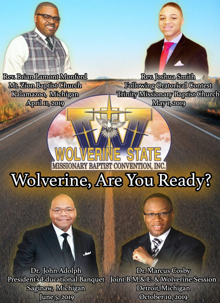 Wolverine, Are You Ready? | Wolverine State Missionary