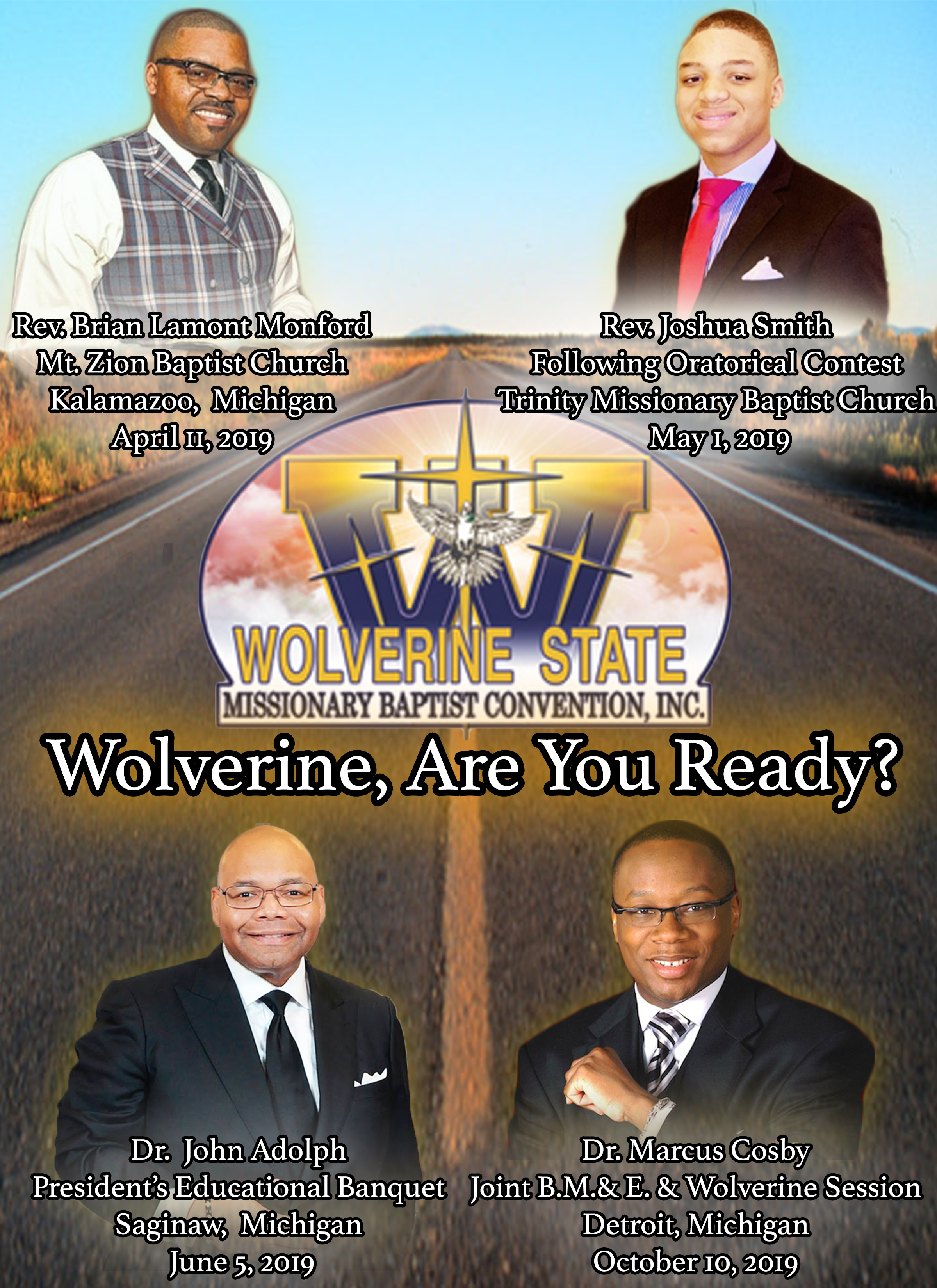 Congress of Christian | Wolverine State Missionary Baptist